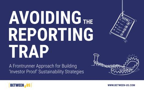 Avoiding the Reporting Trap - Research Report