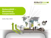 RobecoSAM Bloomberg collaboration webcast.pdf
