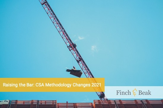 Raising the Bar for the 2021 Corporate Sustainability Assessment