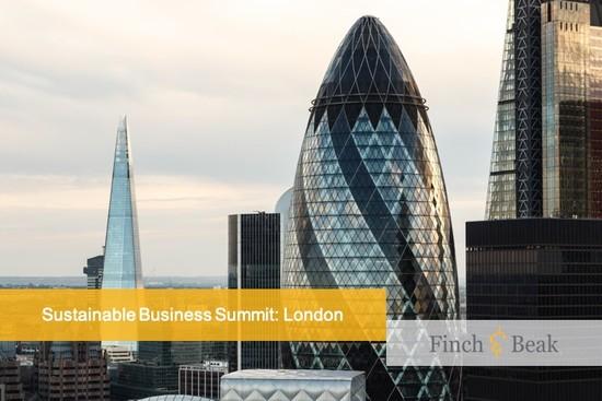 Bloomberg Sustainable Business Summit: London
