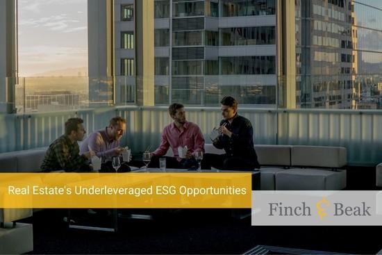 European Real Estate's Underleveraged ESG Opportunities