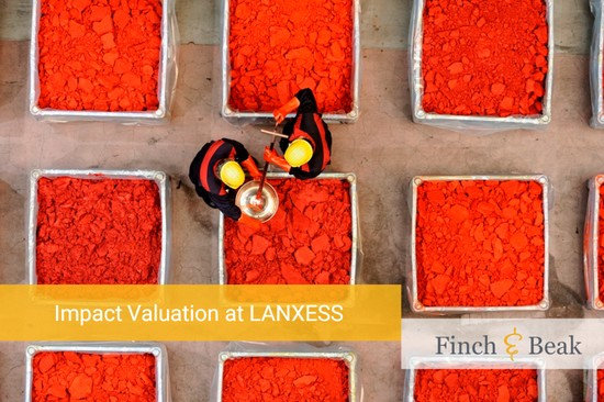 Impact Valuation at LANXESS: A Practitioner Perspective