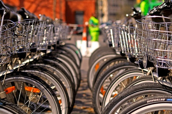 Smart Cities, Smart Transit: Bike Shares as Urban Transport Solution