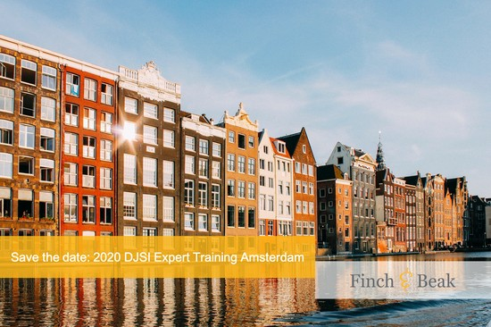 Help Us Design the 2020 DJSI Expert Training
