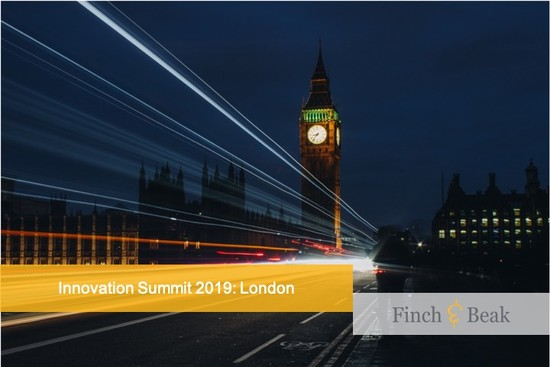 Innovation Summit 2019: London