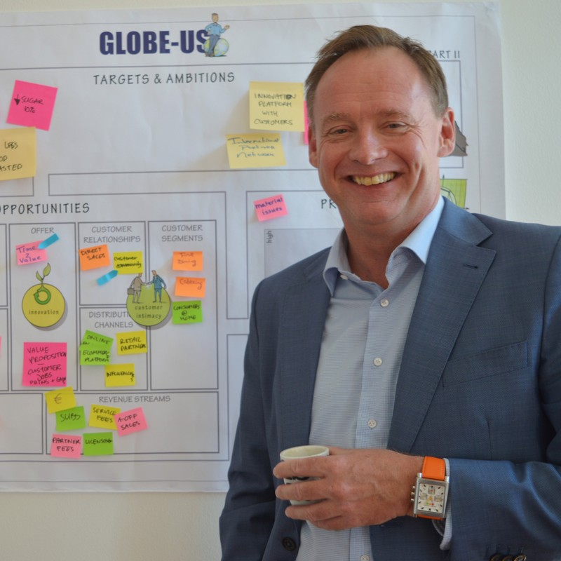 Jan van der Kaaij | Finch & Beak Consulting