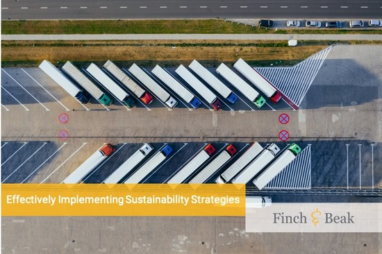 3 Steps for Effectively Implementing Sustainability Strategies