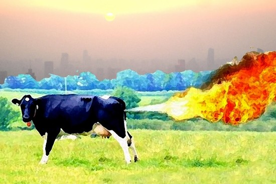 Global Warming as Next Challenge for Livestock