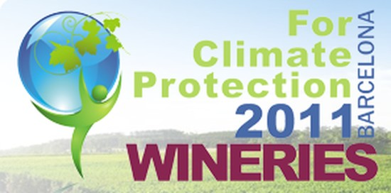World famous wineries are active on climate protection