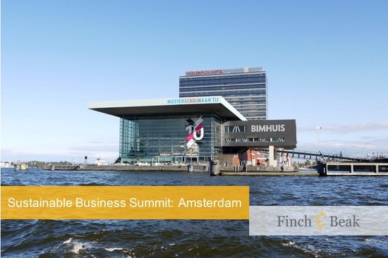 Bloomberg Sustainable Business Summit: Amsterdam