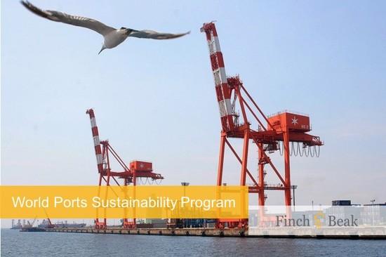 Launch of the World Ports Sustainability Program
