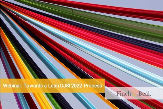 ESG Acceleration Webinar: Towards a LeanDJSI 2022Process