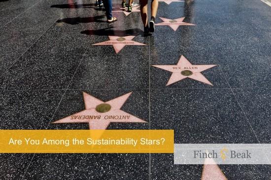 DJSI 2018 Sustainability Stars