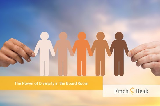 The power of diversity in the board room