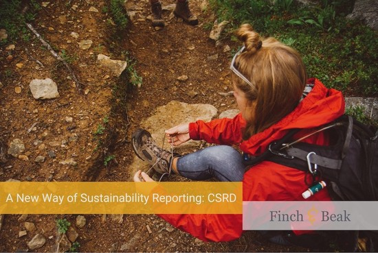 A New Way of Sustainability Reporting: CSRD