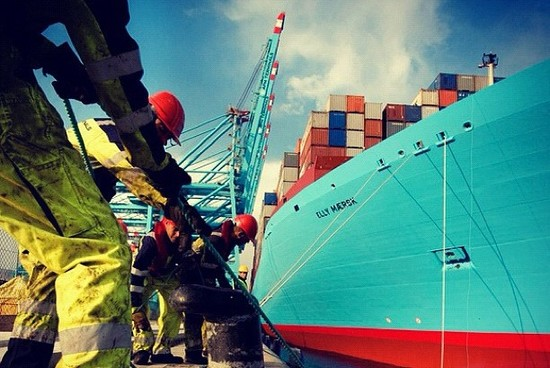 Eco-Innovations: Maersk Line, Freixenet and Levi's