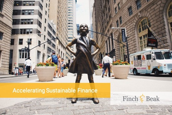 Summary of S&P Global's Webcast on Sustainable Finance