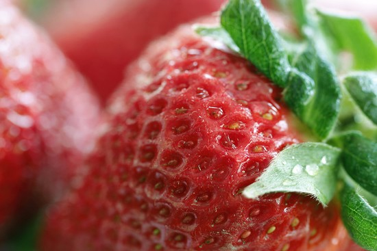Putting Strawberries on a Water Diet without Losing Their Weight