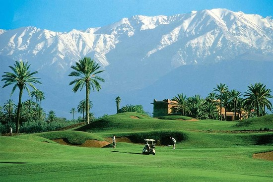 Sustainable Golf Tourism: Magic in Marrakech