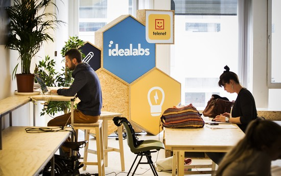 Boosting Innovation with Telenet Idealabs