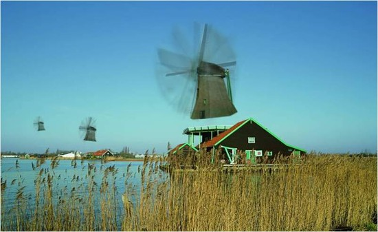 The Netherlands behind in Clean Tech