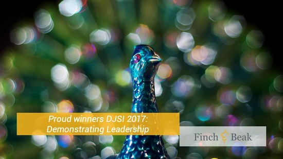 DJSI Industry Leaders 2017: Pearson, Inditex, and KPN