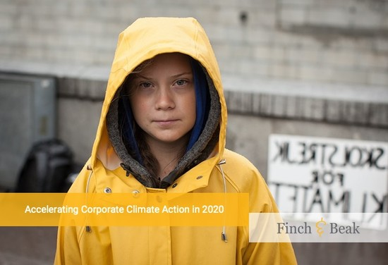 Corporate Climate Action: The Time to Act is Now