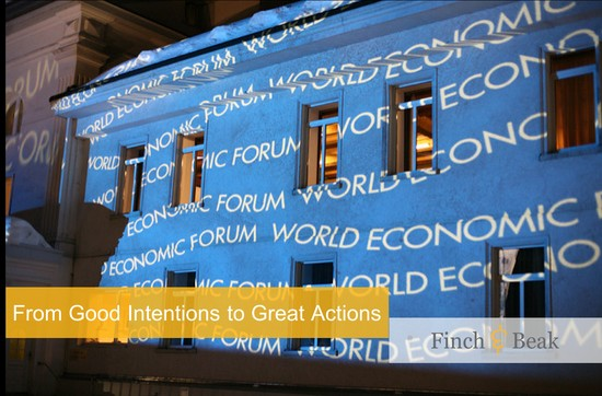 Digesting Davos: Actionable Insights