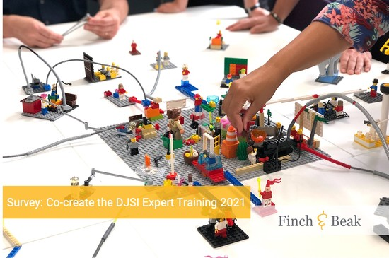 Share Your Preferences for the DJSI Expert Training 2021