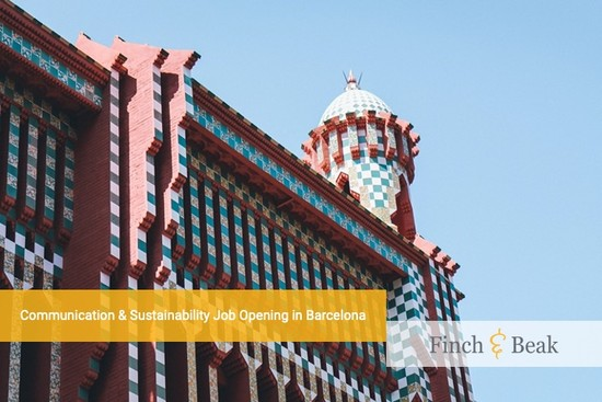 Junior Consultant Communication & Sustainability in Barcelona