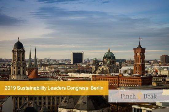 Sustainability Leaders Congress 2019: Berlin