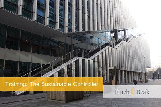 The Sustainable Controller