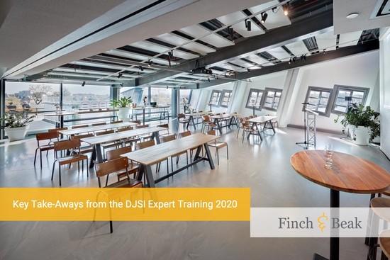 Key Take-Aways from the DJSI Expert Training 2020