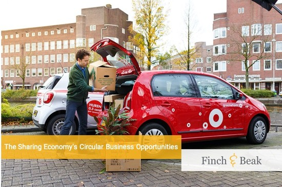 The Sharing Economy's Circular Business Opportunities