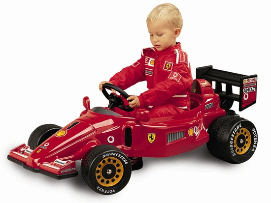 Electric toys for boys are changing the market