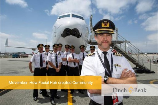Movember: Facial Hair That Creates True Impact