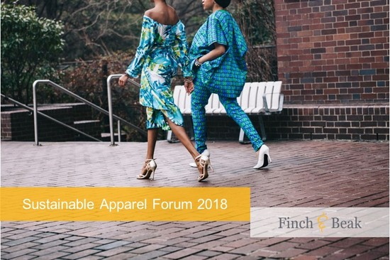 Sustainable Apparel Forum 2018