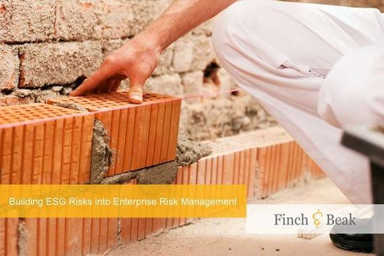 5 Steps for Integrating ESG Risks into Enterprise Risk Management