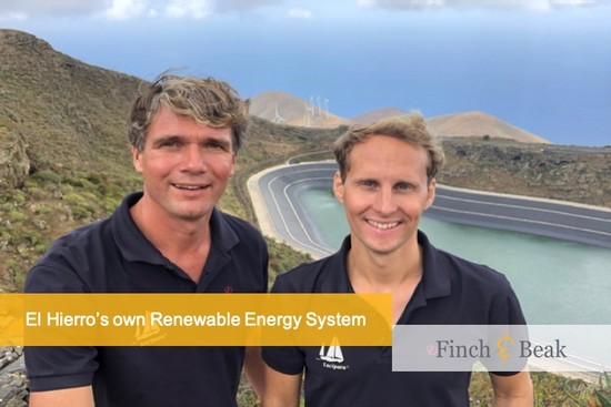 Renewable Energy Innovation on El Hierro