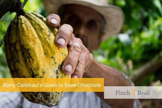 Barry Callebaut 2025 Goals