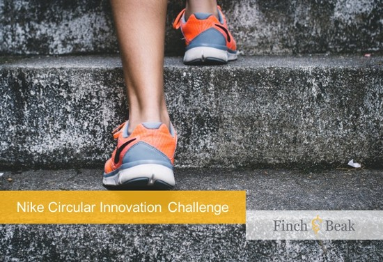 The Nike Circular Innovation Challenge: Design with Grind