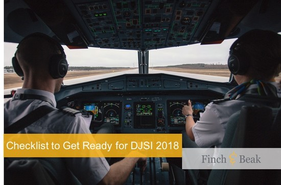 Checklist: How to Get Ready for DJSI 2018
