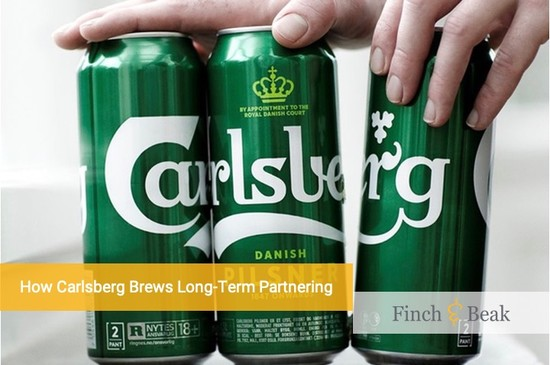 Carlsberg: Partnering for Progress