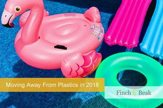 Moving Away From Plastics