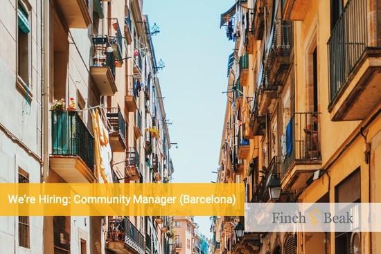 Job Alert: Community Manager (B2B)