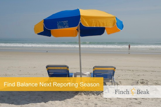 Balancing Richness and Reach for More Focused Reporting